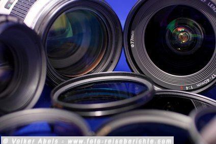 Objektive © FrankU - Fotolia.com