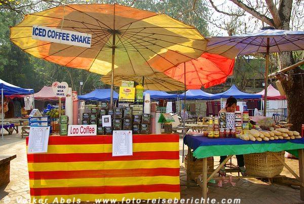 """Photo of Luang Prabang – Laos: """"Manche mögen es lieber Französisch"""" – Frühstück mit Baguette"""