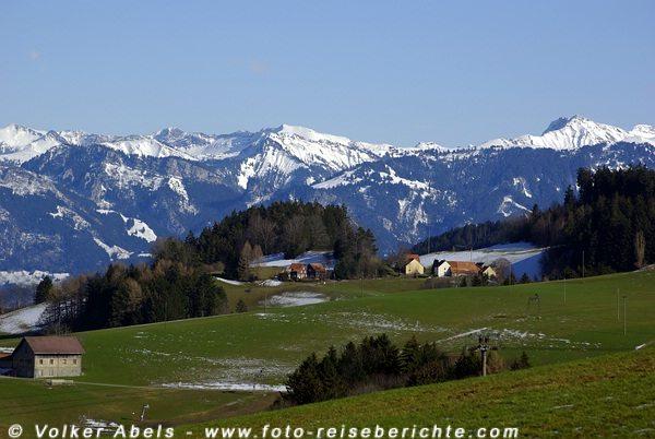 In der Nähe von Trogen, Schweiz - © Volker Abels