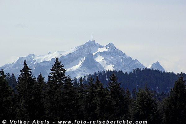Blick von St. Anton (Oberegg), Schweiz - © Volker Abels