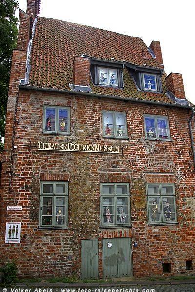 Hansestadt Lübeck - Theater-Figurenmuseum © Volker Abels