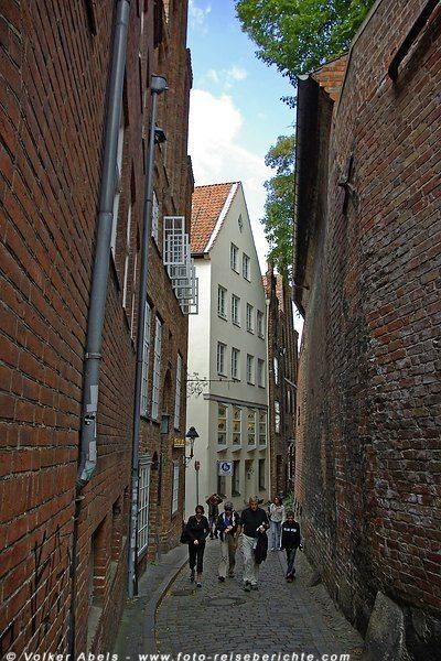 Hansestadt Lübeck - Altstadt © Volker Abels