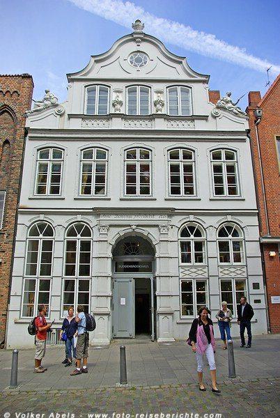 Hansestadt Lübeck - Buddenbrockhaus  © Volker Abels