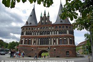Hansestadt Lübeck - Holstentor © Volker Abels