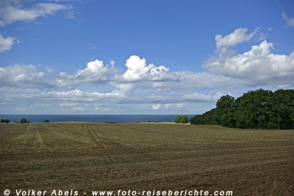 Blick auf die Ostsee © Volker Abels