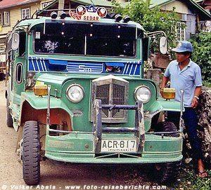 Jeepney © Volker Abels