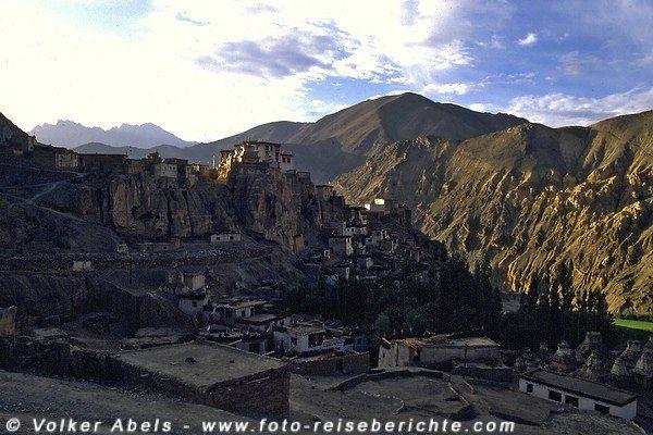 Kloster Lamayuru in Ladakh - Indien © Volker Abels