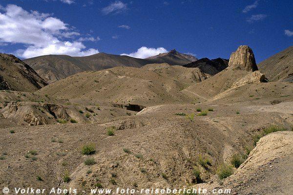 Grandiose Natur in Ladakh und Zanskar. © Volker Abels