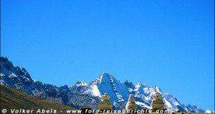 Passhöhe auf dem Trek Lamayuru-Padum - Ladakh/Zanskar © Volker Abels