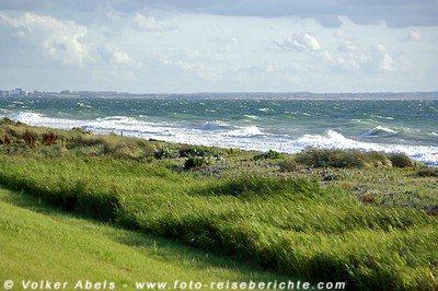 Strand auf der Insel Fehmarn - Ostsee © Volker Abels