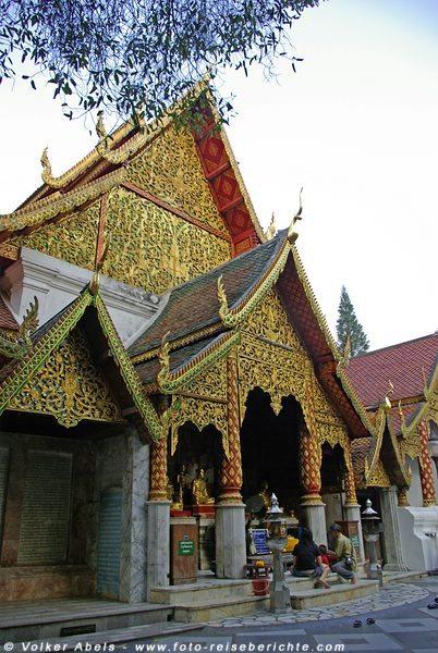 Wat Phrathat Doi Suthep - Chiang Mai © Volker Abels