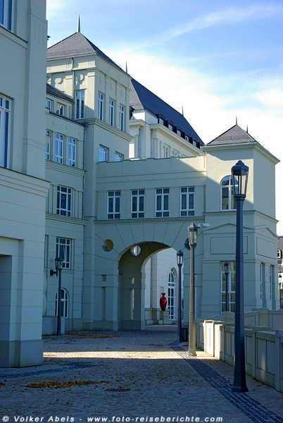 """Die """"Cité judiciaire"""", Gerichts-Gebäude - Luxemburg © Volker Abels"""