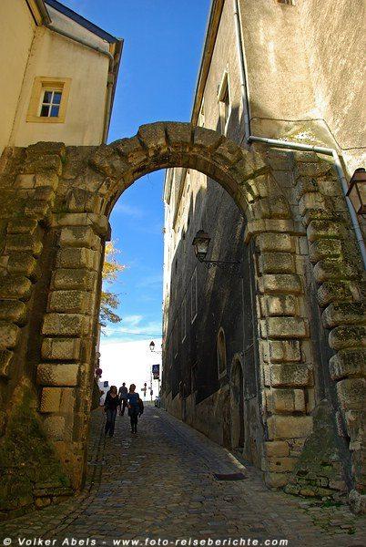In der Altstadt von Luxemburg © Volker Abels