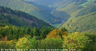 Landschaft in Luxemburg © Volker Abels