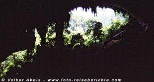 Niah-Höhlen - Sarawak-Borneo-Malaysia © Volker Abels