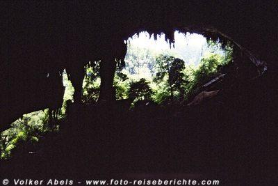 Photo of Die Niah-Höhlen in Sarawak auf Borneo in Malaysia