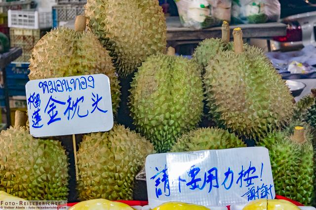 Photo of Durian – die Durianfrucht oder Stinkfrucht aus Südostasien