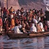 """Menschen am Ganges in Indien """"Digital image content © 1997-2007 Hemera Technologies Inc., eine 100-prozentige Tochtergesellschaft von Jupiter Images Corporation. Alle Rechte vorbehalten."""""""
