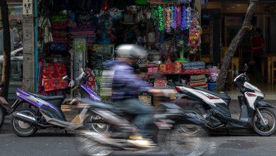Photo of Mit dem Moped bzw. Motorrad in Thailand fahren