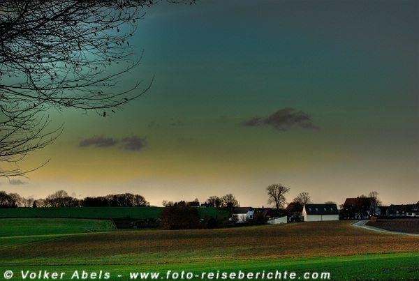 Abendstimmung © Volker Abels