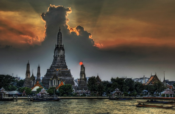 One Night in Bangkok © Trey Ratcliff - www.stuckincustoms.com on flickr.com