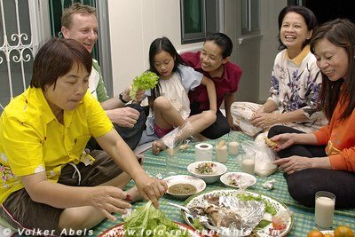 Abendessen in Thailand © Prasit Kong-In