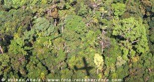 Sarawak - Borneo, Flug nach Long Lelang © Volker Abels