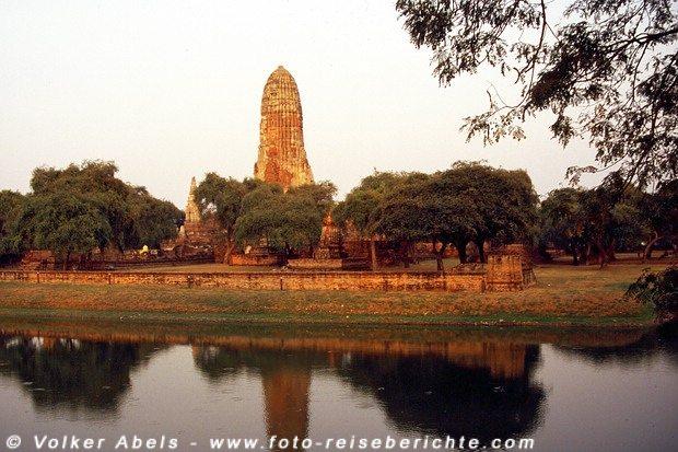 Ayutthaya © Volker Abels