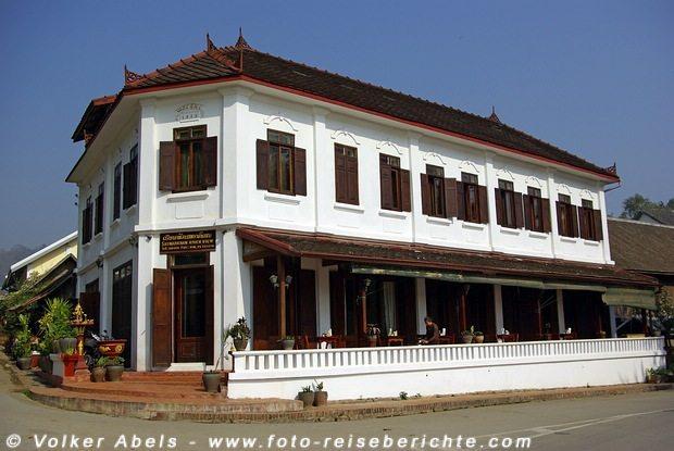 Restaurant in Lunag Prabang - Laos - © Volker Abels