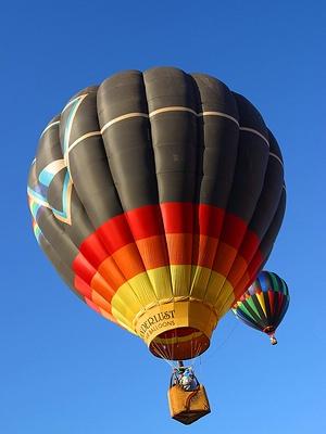 Besitzer des Ballons: Gary & Diana Moore, Wanderlust Balloons - Lake Havasu City, AZ, USA (Public domain)
