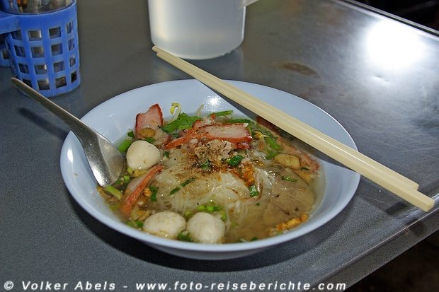 Photo of Foto der Woche – leckere Suppe in Thailand