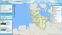 Radroutenplaner Schleswig-Holstein