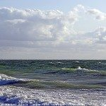 Die Insel Fehmarn in der Ostsee