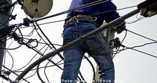 Elektriker in Laos @ Volker Abels