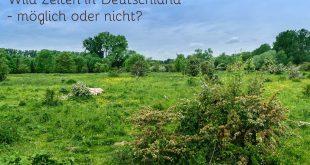 wild zelten in deutschland - www.foto-reiseberichte.com