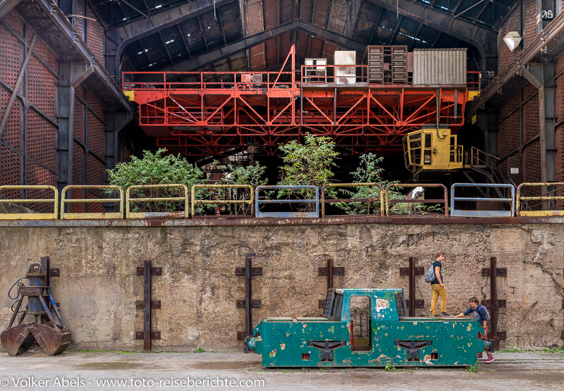 Photo of Fotografieren im Landschaftspark Duisburg-Nord