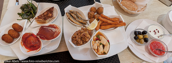 Photo of Tapas – leckeres Fingerfood aus Spanien