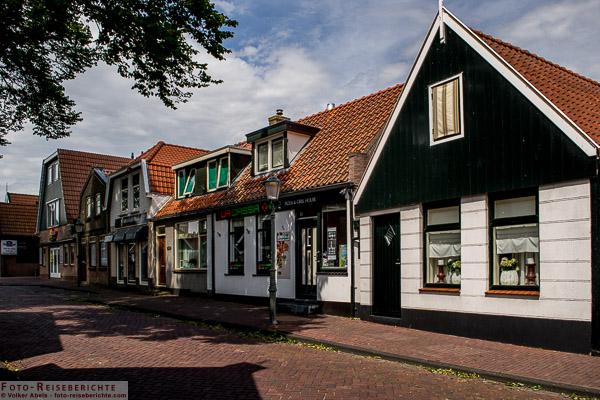Häuser in Urk © Volker Abels