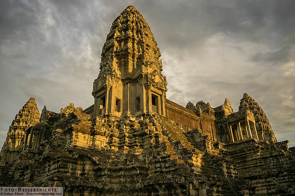 Angkor Wat - Volker Abels - foto-reiseberichte.com