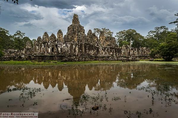 Bayon Tempel - foto-reiseberichte.com