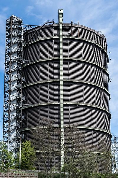 Gasometer in Oberhausen