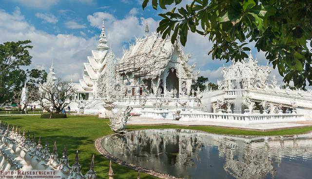 Photo of Weißer Tempel von Chiang Rai – Wat Rong Khun