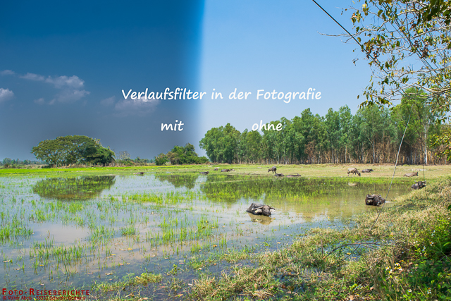 Photo of Fotografieren mit dem Verlaufsfilter