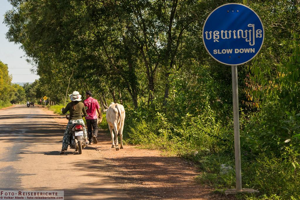 Unterwegs im ländlichen Raum © Volker Abels - www.foto-reiseberichte.com